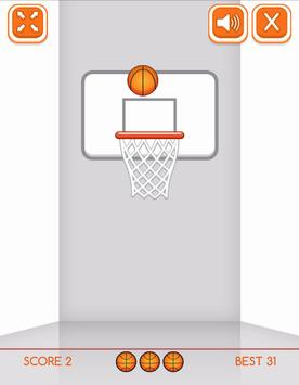 Basket-Ball Shoot screenshot 2