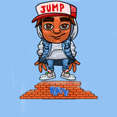 Stack Jump-Star icon