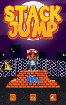Stack Jump-Star 海報