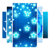 Blue Wallpaper icon
