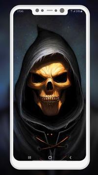 Grim Reaper Wallpaper screenshot 10