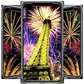 Firework Wallpaper icon