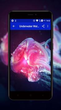 Underwater Wallpaper screenshot 2