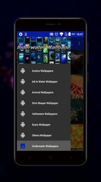 Underwater Wallpaper screenshot 7