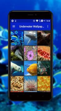 Underwater Wallpaper screenshot 4