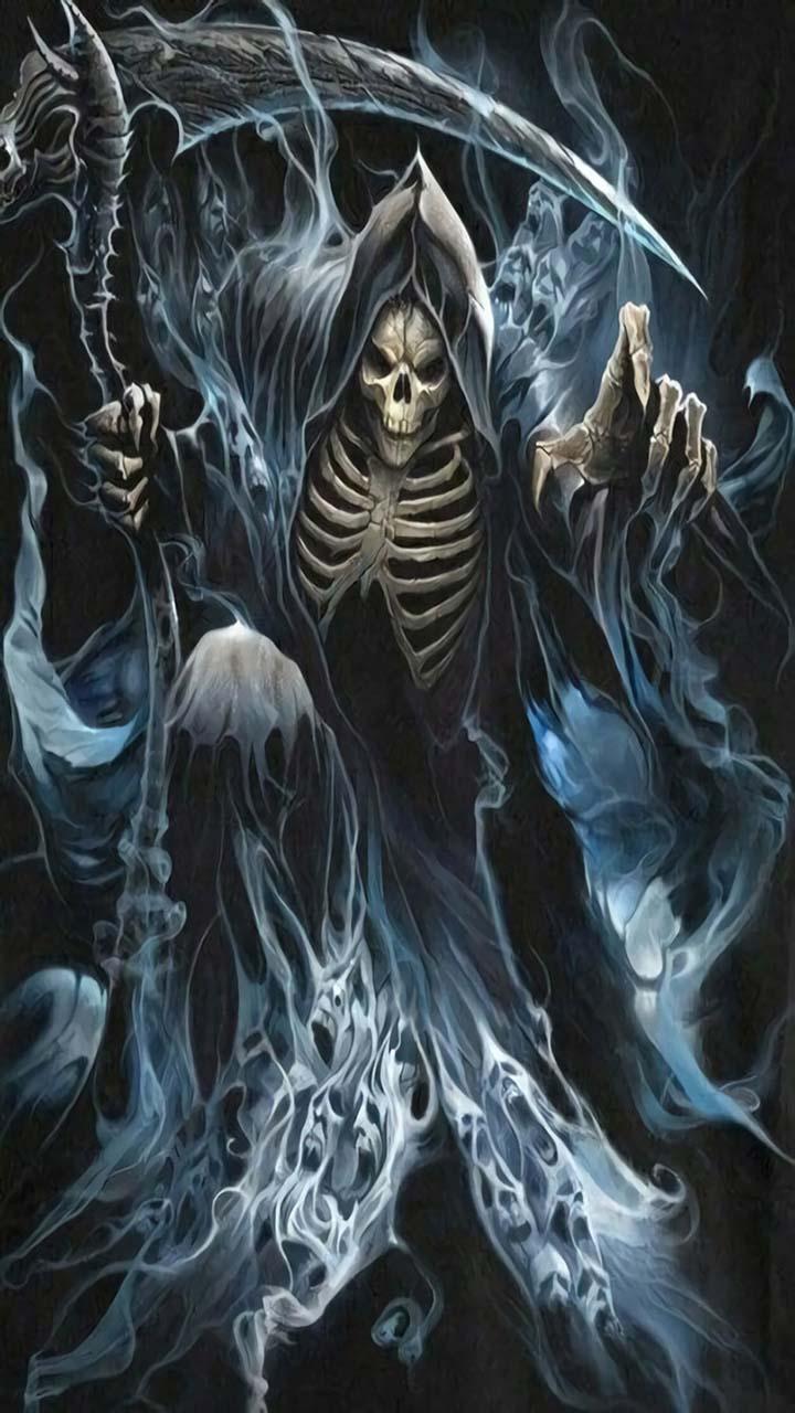 Grim Reaper Wallpaper for Android - APK Download