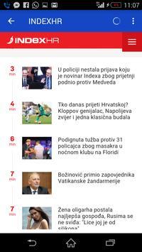 Vijesti Croatia screenshot 9