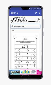 IQRO 1-6 Lengkap screenshot 3
