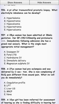 PLAB 1700 Questions poster