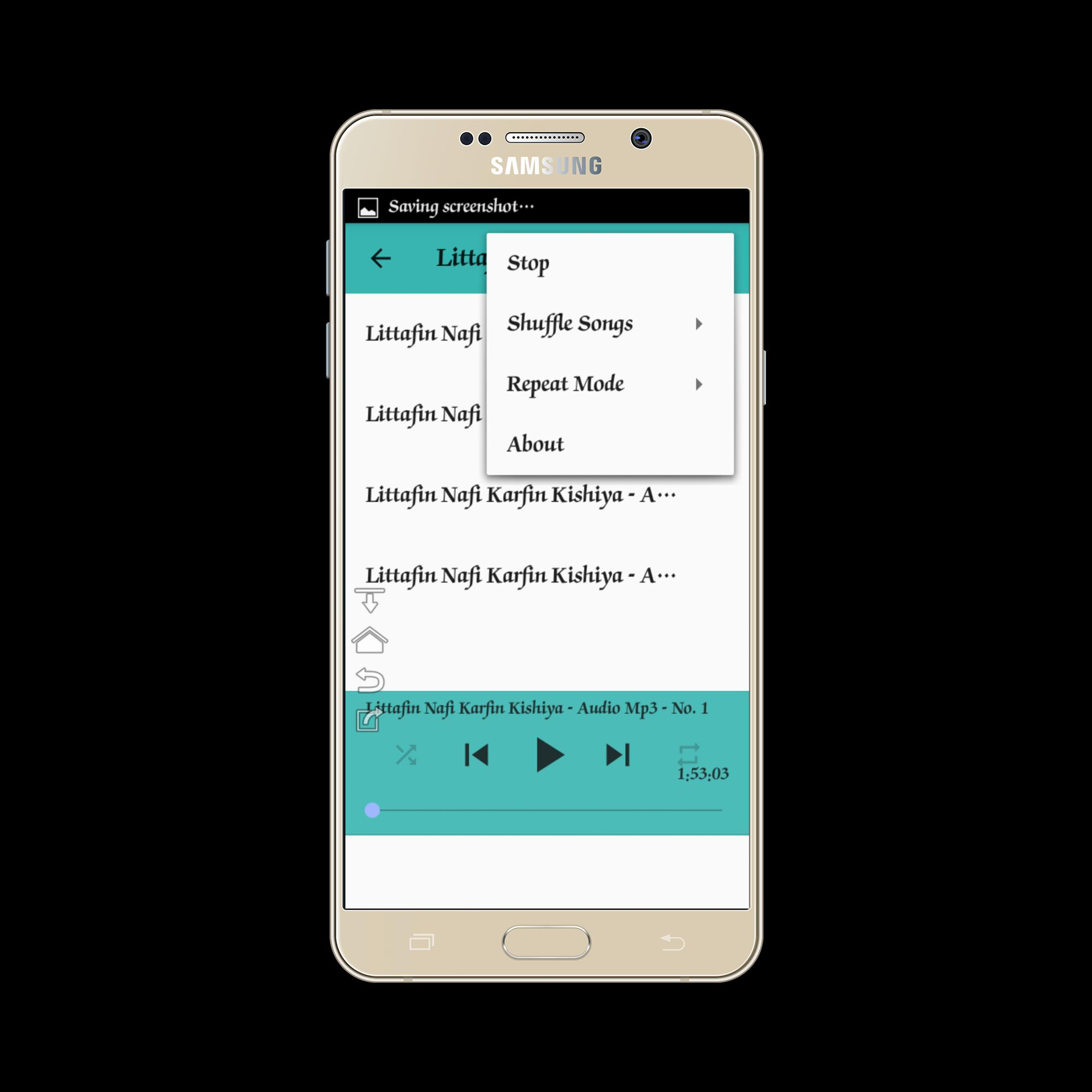 Nafi Karfin Kishiya - Audio Mp3 for Android - APK Download