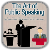 Public Speaking -Tips To Improve Public Speaking icon