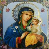 السيدة مريم العذراء icon