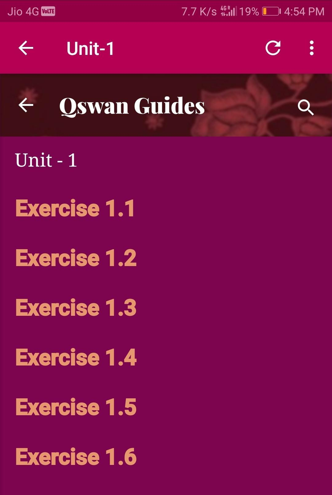 Maths Guide (10th Std Tamil Nadu New Syllabus) for Android - APK