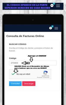 Pago de Factura de Energía Eléctrica⚡💰🇭🇳KWh⚡ screenshot 20
