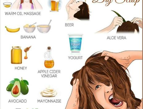Home remedies for dry hair screenshot 2