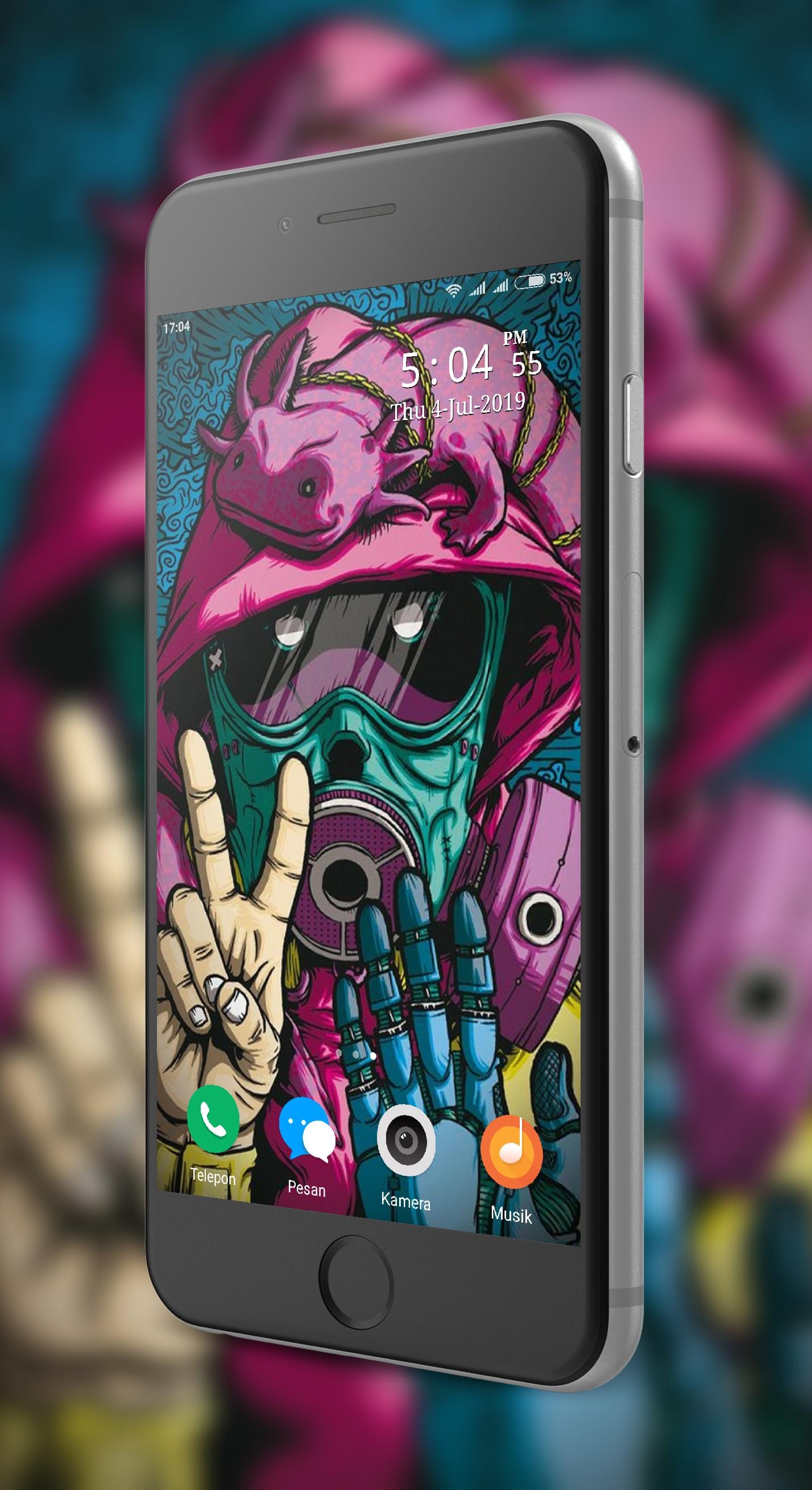 Download 440 Wallpaper Iphone Karakter Gambar HD Paling Keren