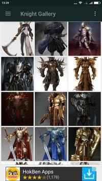 Knight Wallpaper screenshot 5