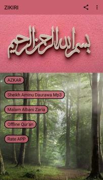 Zikirin Safiya Da Maraice poster