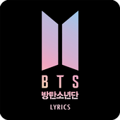 BTS Lyrics icon