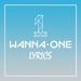 Wanna One Lyrics
