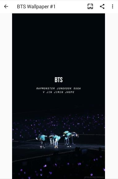 Bts Wallpaper For Android Apk Download