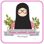 4700 Gambar Kartun Muslimah Sakit HD Terbaru