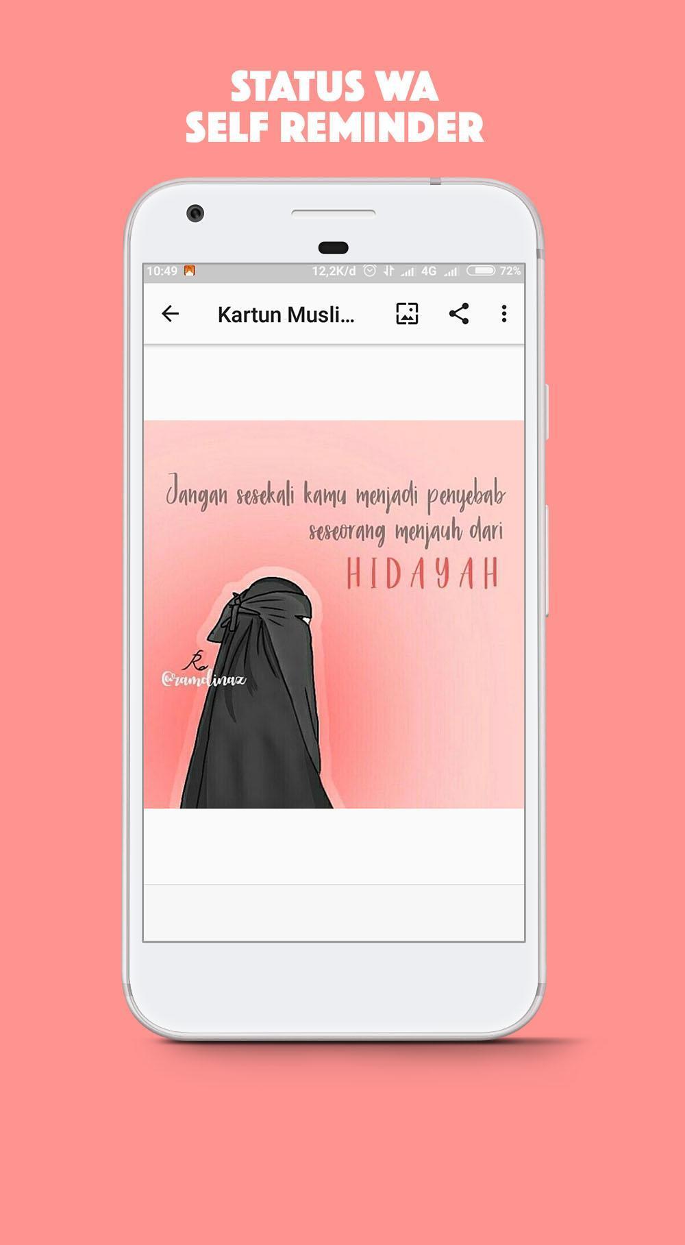 Dp Kartun Muslimah For Android Apk Download