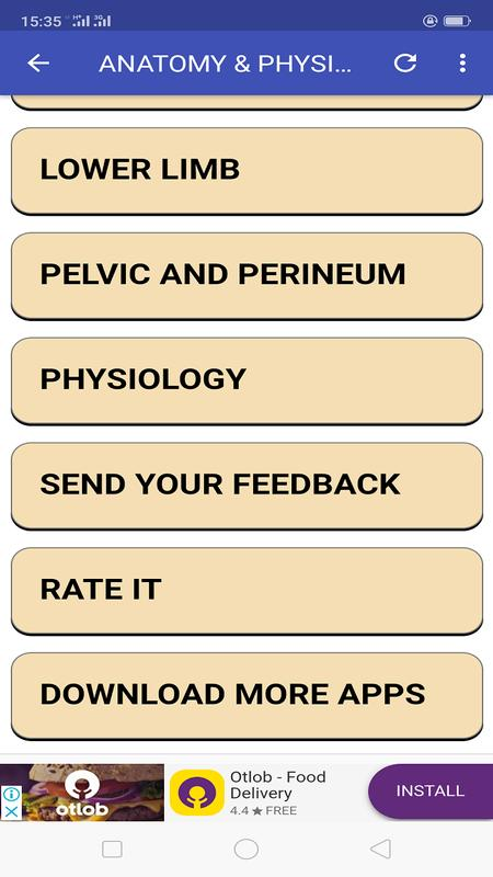 Anatomy Physiology Mnemonics For Android Apk Download