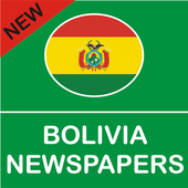 Bolivia Newspapers icon