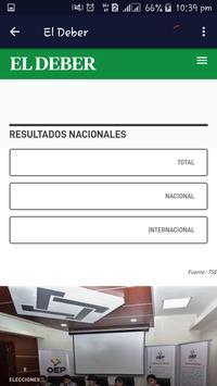 Bolivia Newspapers screenshot 1