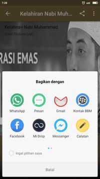 Kajian Full Offline Ust.Khalid Sirah Nabawiyah screenshot 3