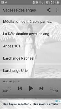 Sagesse des anges - Audiobooks screenshot 1