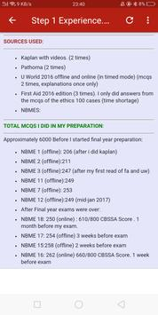Best USMLE Step 1 Scores & Experiences for Android - APK