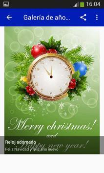 Feliz Navidad y un próspero año nuevo screenshot 2