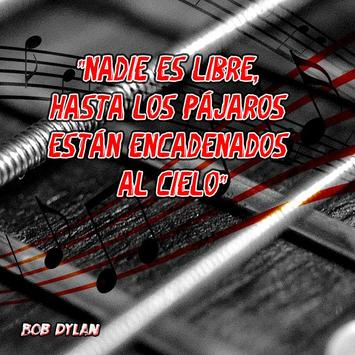 Frases de famosos del Rock and Roll Metal y Punk screenshot 5