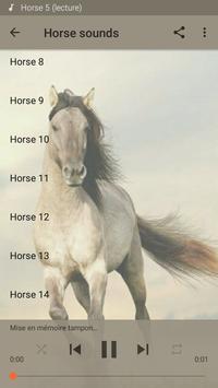 Horse sounds screenshot 1