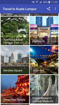 Travel to Kuala Lumpur screenshot 1