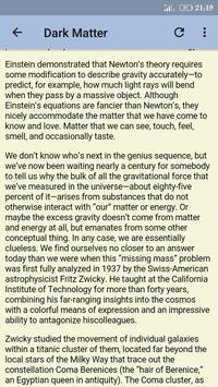 Astrophysics screenshot 1