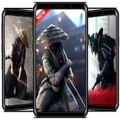 Samurai Wallpapers icon