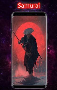 Samurai Wallpapers screenshot 3