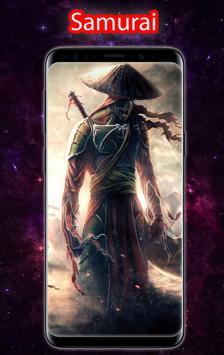 Samurai Wallpapers screenshot 1
