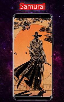 Samurai Wallpapers screenshot 4