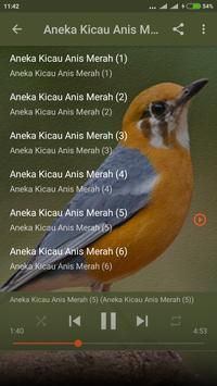 Suara Burung Anis Merah Gacor screenshot 3
