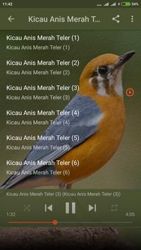 Suara Burung Anis Merah Gacor screenshot 4