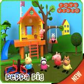 Peppa Pig Toys Video icon