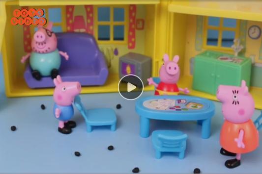 Peppa Pig Toys Video screenshot 13