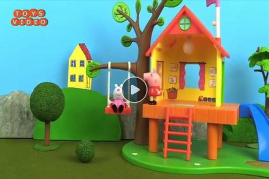 Peppa Pig Toys Video screenshot 1