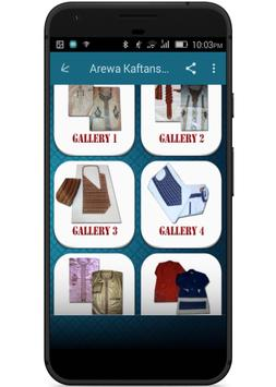 Arewa Kaftans Designs screenshot 1