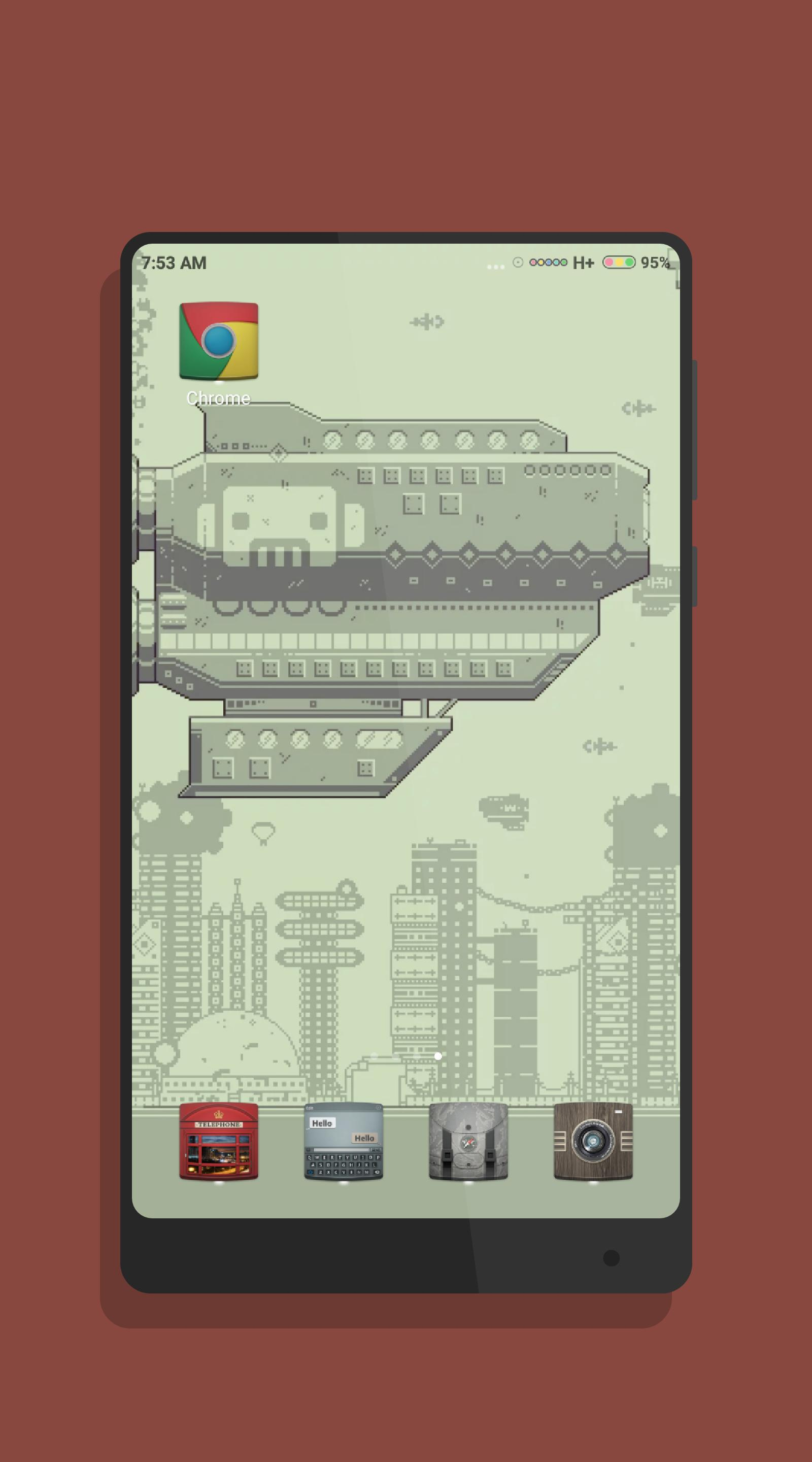 Pixel Art Wallpapers for Android - APK Download