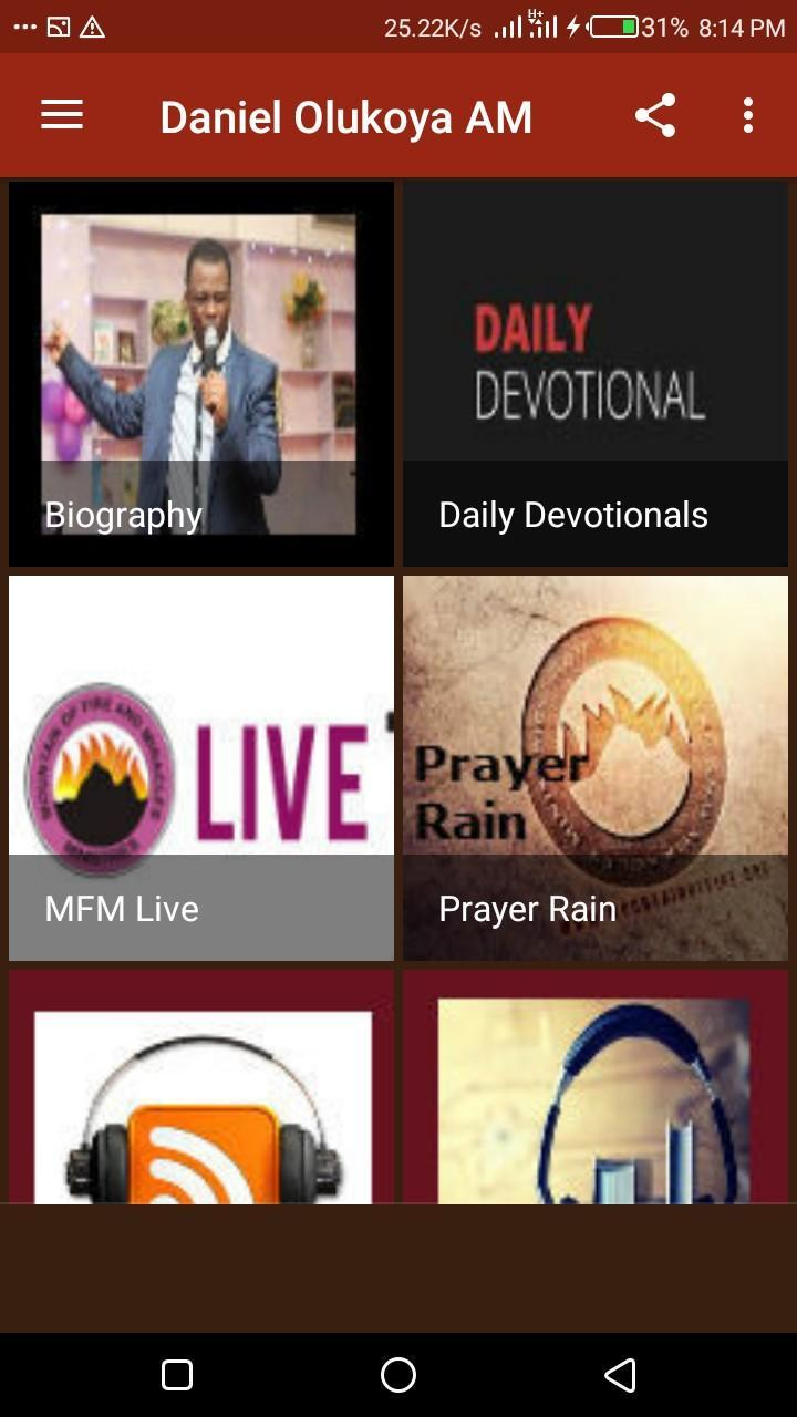Dr  Daniel Olukoya Sermons and Teachings for Android - APK Download